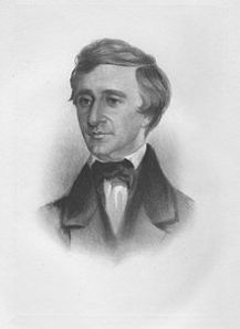 Henry David Thoreau, Image by Wikipedia